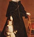 Velazquez Dona Antonia de Ipenarrieta y Galdos and her Son Luis