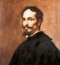 Velazquez Portrait of a Man
