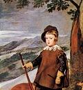 Velazquez Prince Baltasar Carlos as Hunter