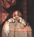 Velazquez The Infanta Don Margarita de Austria