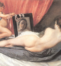 Velazquez Venus at her Mirror