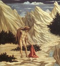 Domenico Veneziano St  John in the Desert, 1445, wood, The N