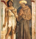 St John the Baptist and St Francis WGA