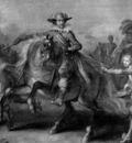 Venne van de Adriaen Frederik Hendrik on horseback Sun