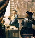 the art of painting, jan vermeer 1600x1200 id