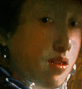 VERMEER GIRL WITH THE RED HAT DETALJ 2 NGW