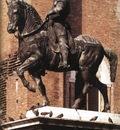 Verrocchio Equestrian Statue of Colleoni