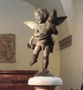 Verrocchio Putto with Dolphin