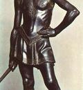 Verrocchio The Young David