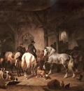 Verschuur Wouterus Preparing For The Hunt