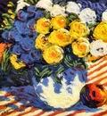 Bernard Vidal Le bouquet a la pomme, De