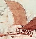 flying machine, leonardo da vinci, 1490 1600x1200 id