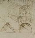 La citte ideale di Leonardo progetto