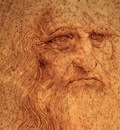 ST DAVI001aSelf Portrait of Leonardo