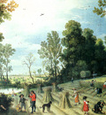 Vrancx Sebatien The Four Seasons Summer