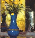 vuillard the blue vase c1930