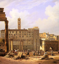 Wagner Otto The Prisoners Excavation Of The Roman Forum