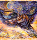 Josephine Wall Tigermoth Abraxsis