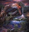 al wall07 mer angel