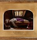 Wallis Henry The Death of Chatterton2