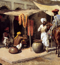 Weeks Edwin Outside An Indian Dye House