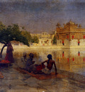 weeks edwin the golden temple amritsar
