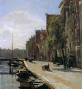 Wijsmuller View on the Lindengracht Sun