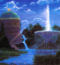 kb Williams Gilbert Fountain of Renewal