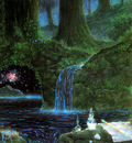 kb Williams Gilbert Sacred Forest