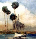 winslow homer 1890 fl art csg047