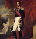 winterhalter franz xavier leopold i king of the belgians