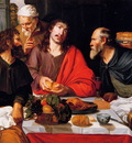 Wolffort Artus Supper at Emmaus Sun