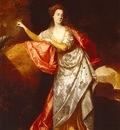 Zoffany, Johann Ann Brown in the Role of Miranda end