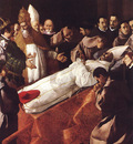 The Lying in State of St Bonaventura WGA