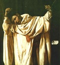 Zurbaran Saint Serapion, 1628, Wadsworth Atheneum, Hartford,