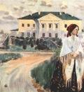 borisov musatov walk at sunset