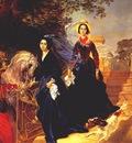 briullov the shishmariov sisters