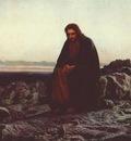 kramskoi christ in the wilderness