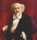 kramskoi the actor vasily samoilov