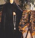 kustodiev a nun
