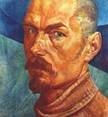 petrov vodkin self portrait