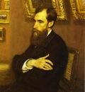 Portrait of Pavel Tretyakov