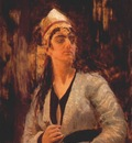 repin woman with dagger 1874