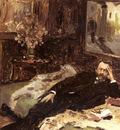 Romako Anton Bildnis Des Karl Radnitsky