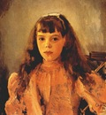 serov grand duchess olga alexandrovna