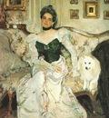 serov princess zinaida yusupova 1900