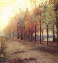 bashkirtseva autumn