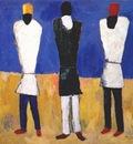 malevich peasants c1928