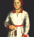 malevich portrait of the artists daughter