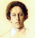 somov the poet alexander blok